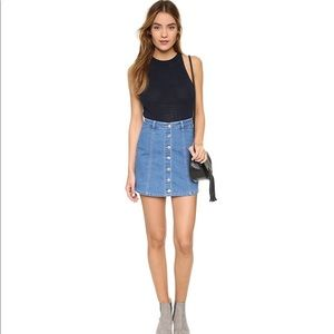 MP | D // MINKPINK Denim Skirt🌛
